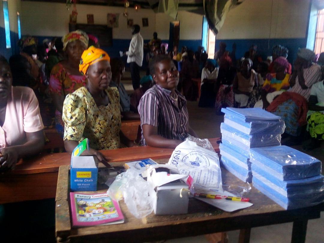 Registrazione delle partecipanti e consegna del materiale didattico