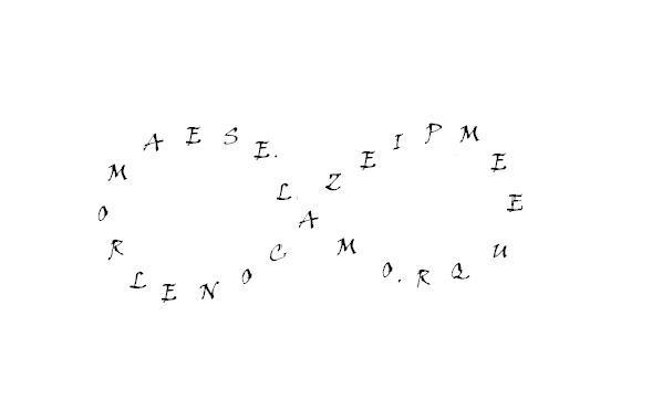 Poemas para caligramas faciles - Imagui