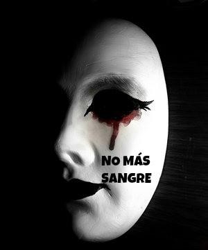 Máscara, por Anabel Cabello