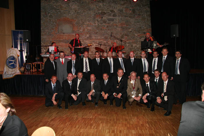 Charterfeier 2007 im Kubinsaal