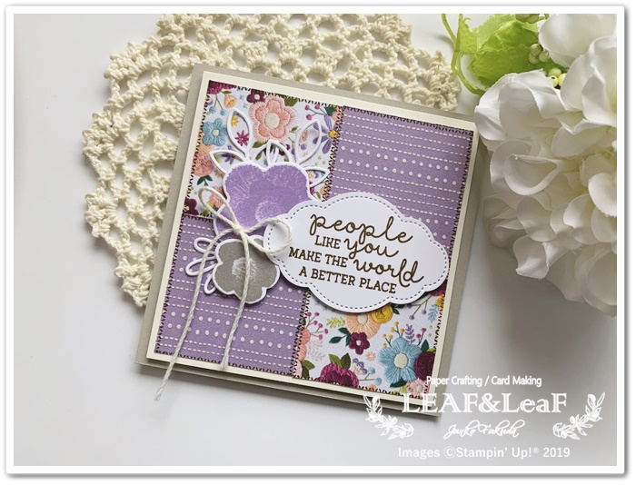 needle&thread stamp set