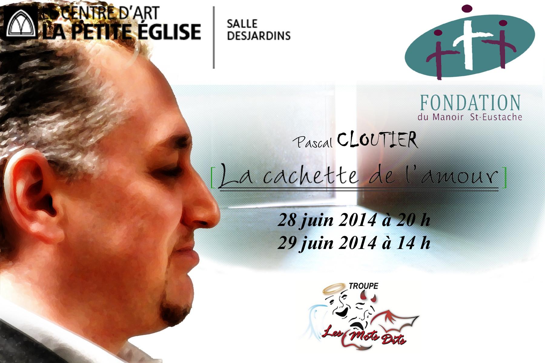 Pascal Cloutier - Alias - Antoine Lafleur