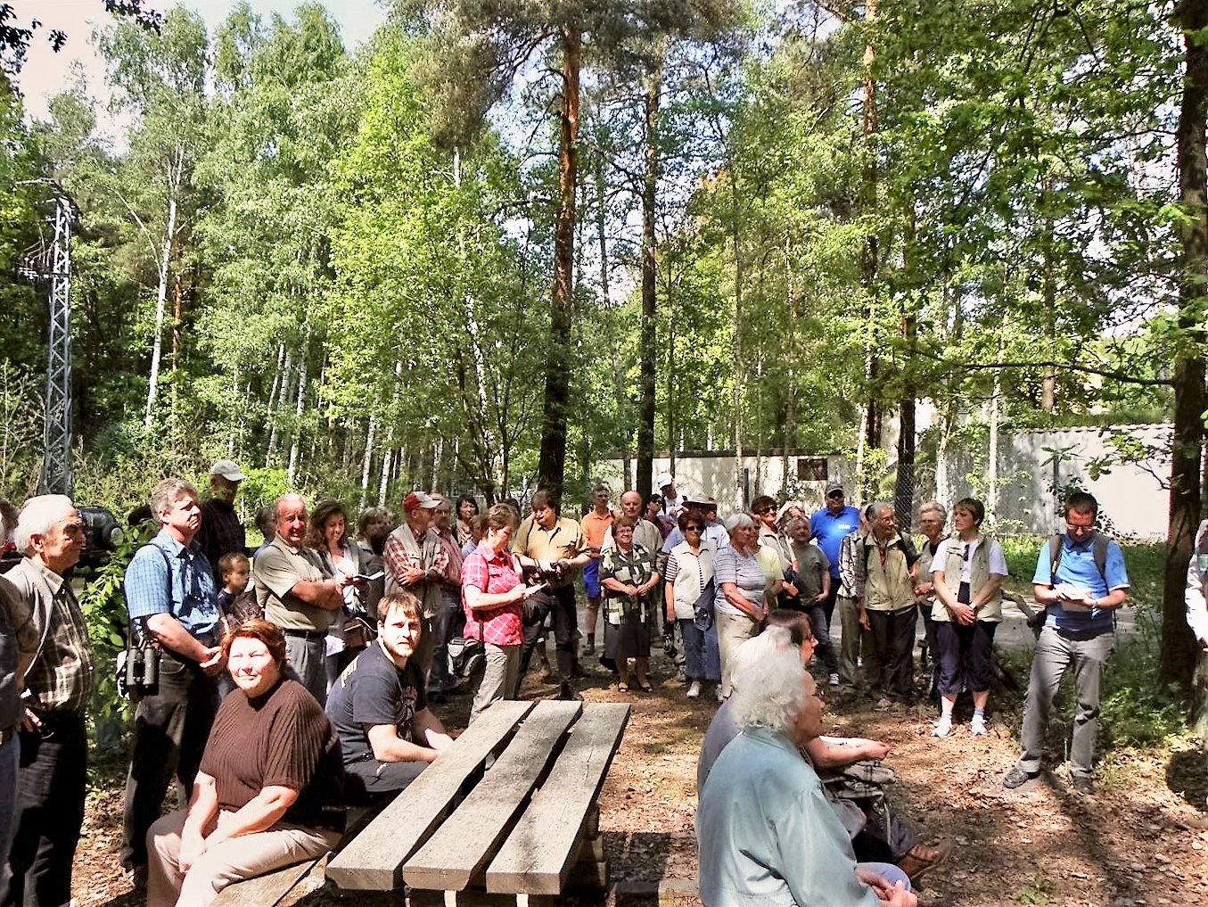 Eröffnung des Wanderweges Natur-Energie- Erlebnis