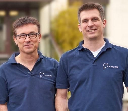 Dr. Hans-Peter Hornig, Dr. Dominik Wündrich