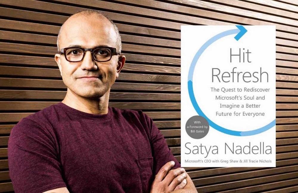 Microsoft - Hit refresh
