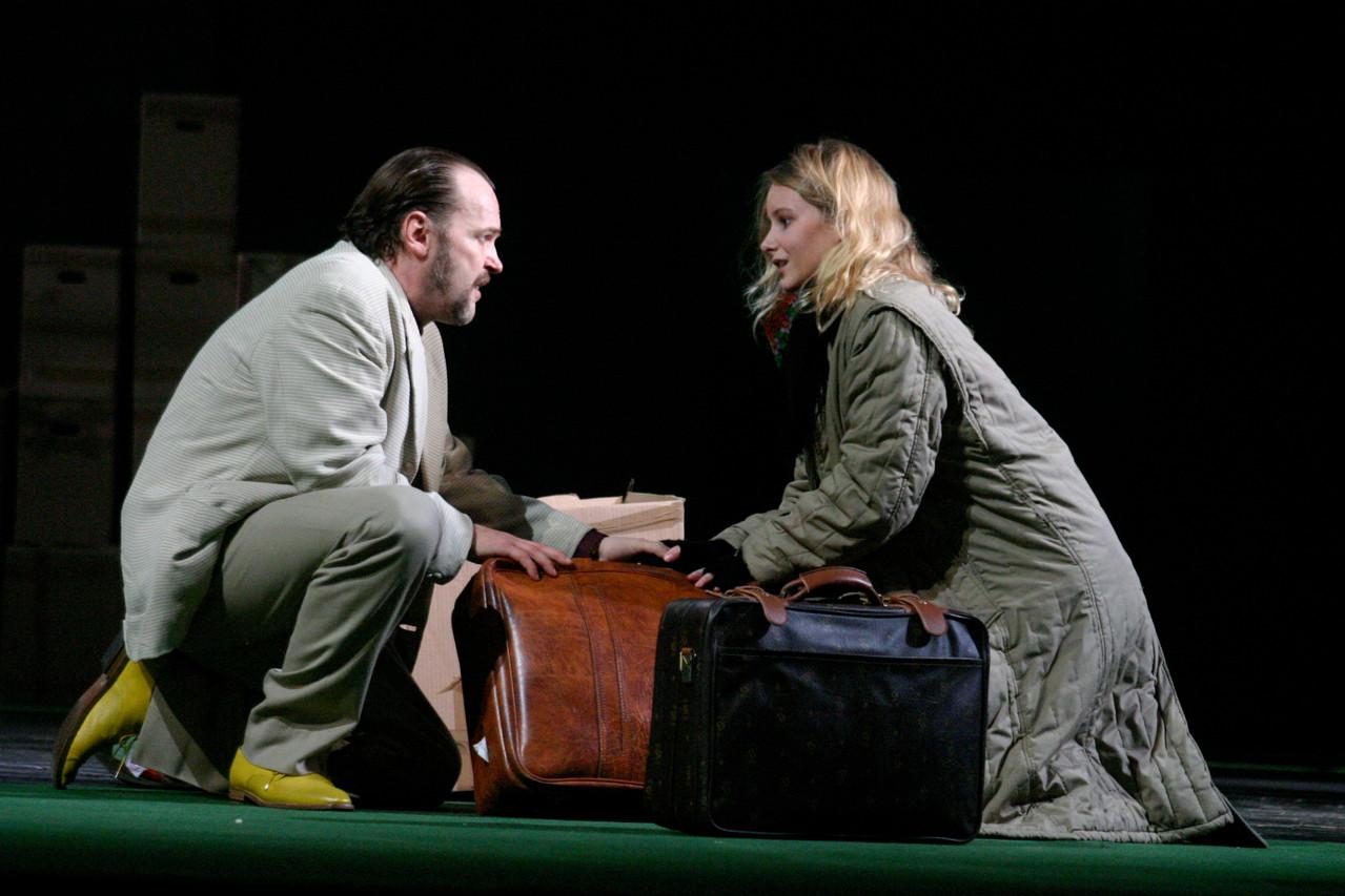 2005 - Der Kirschgarten, Burgtheater Wien © Georg Suulek