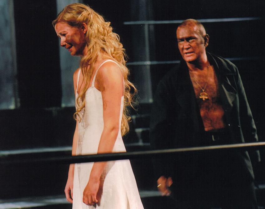 2004 - Othello am Staatsschauspiel Nürnberg © Veranstalter