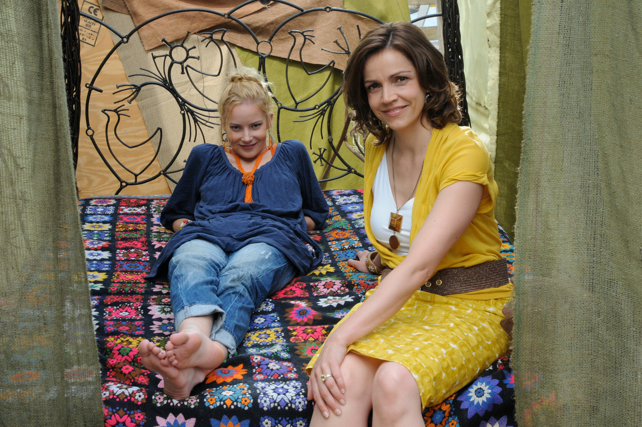 2009 - Ein Sommer in Kapstadt, ZDF © ZDF
