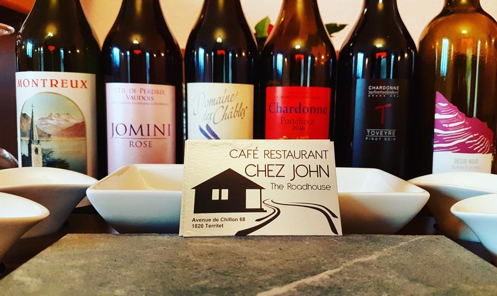Sélection de vin rouge /rosé /blanc  vaudoise  à  29frs la bouteille