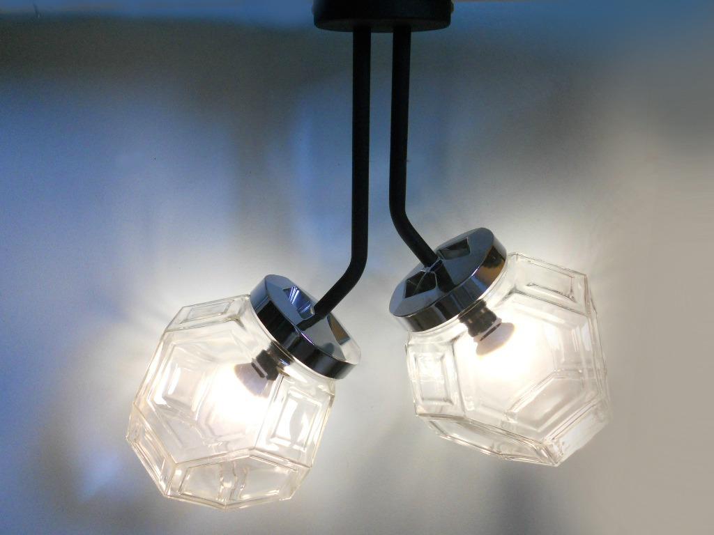 Suspension bocal bocal en verre moderne suspension lampe - Fabriquer suspension plusieurs ampoules ...
