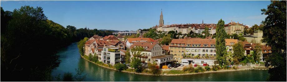 Städtereisen Schweiz ab Solothurn oder Bern ideal!