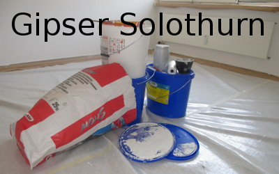 Gipser Solothurn Grenchen