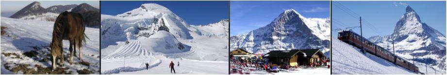 Ferien Schweiz - die Topskigebiete Arosa  und viele Geheimtipps zum Skifahren Schweiz