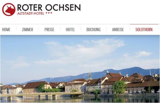 Gutes Altstadt Hotel Mittelland