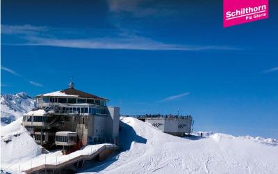Autofreier Skiort Berner Oberland