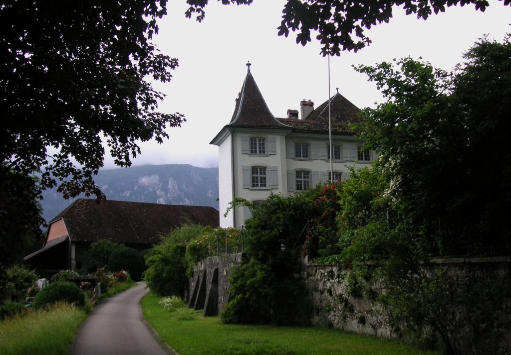 durch Solothurn Nord, Einsiedelei nach Rüttenen, Bus oder...