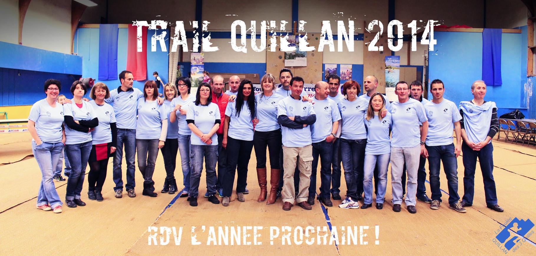 Trail Quillan 2014 - La Foulée des 3 Quilles