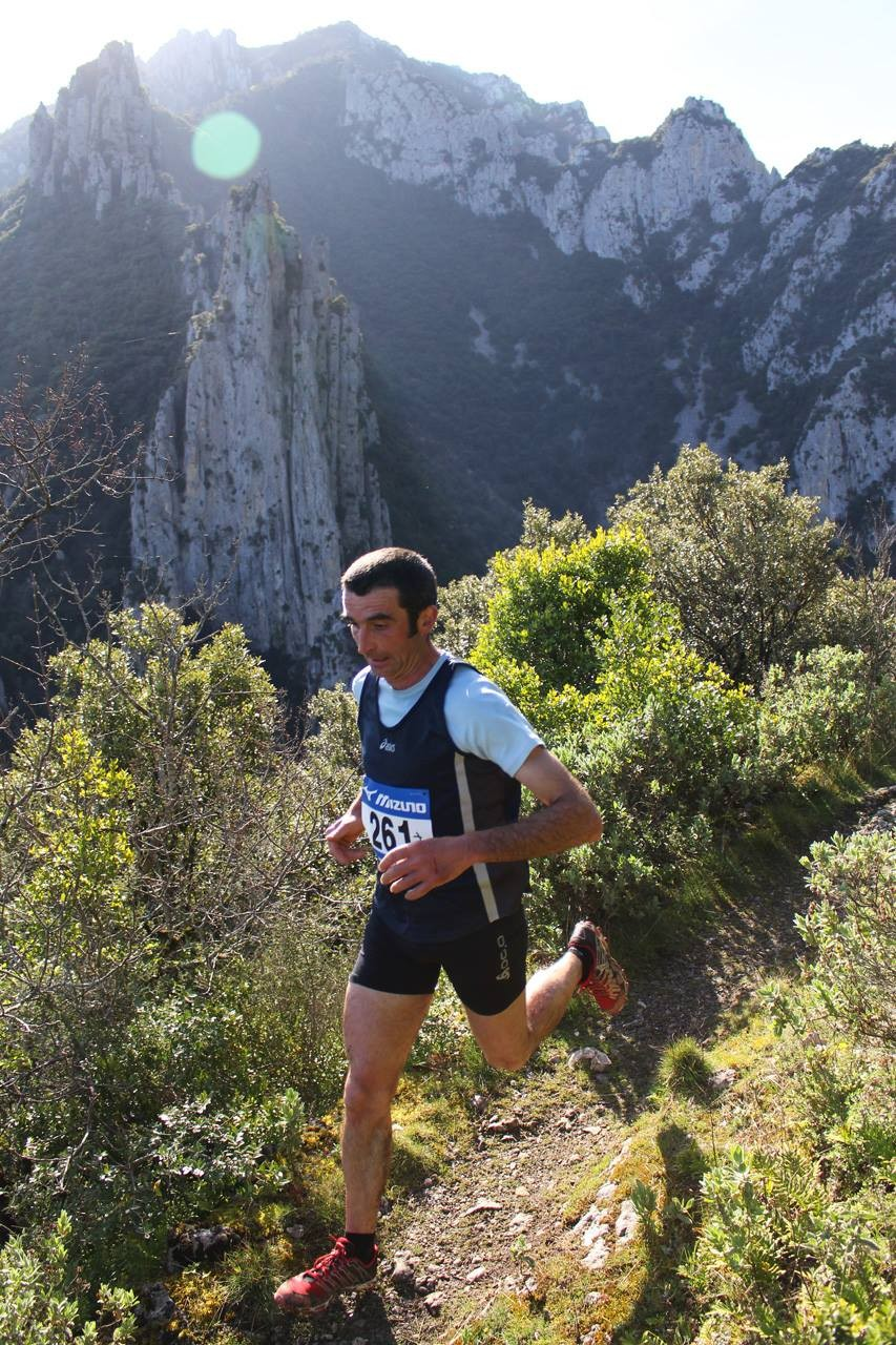 Trail Quillan 2014 - Belvédère du Diable