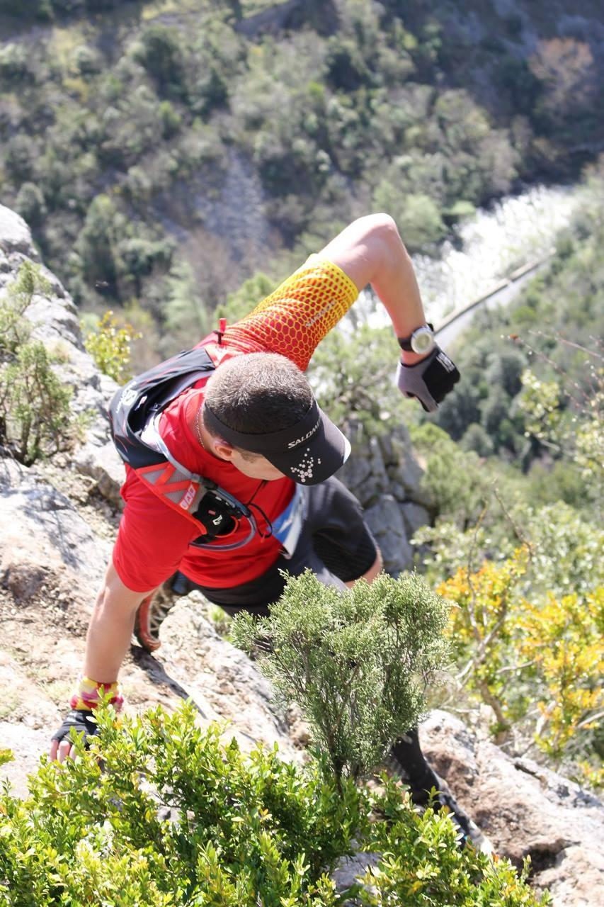 Trail Quillan 2014 - Gorges de la Pierre Lys