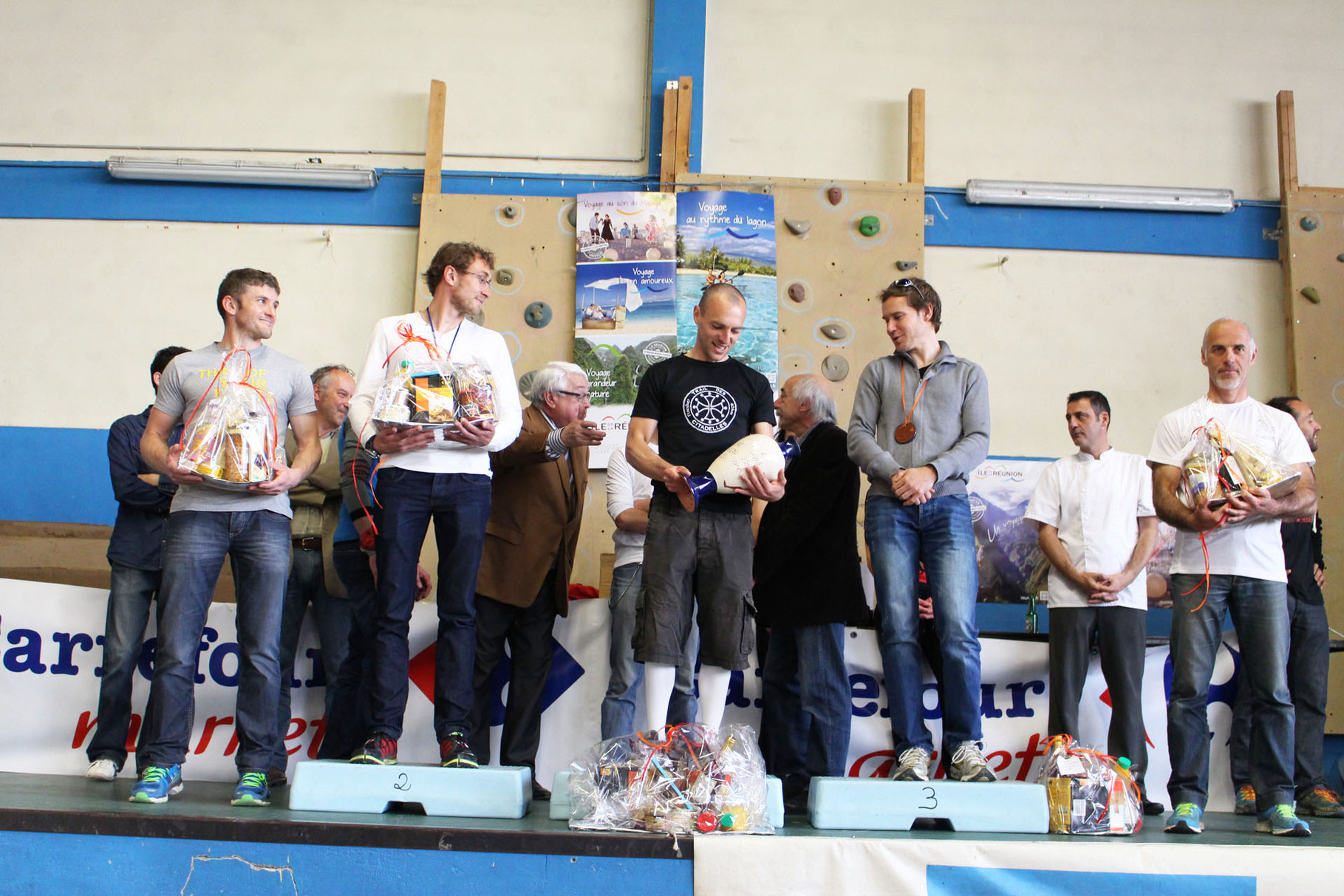 Trail Quillan 2014 - Podiums