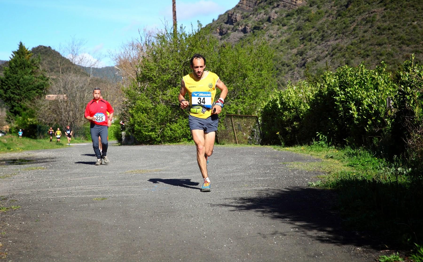 Trail Quillan 2014 - Belvianes