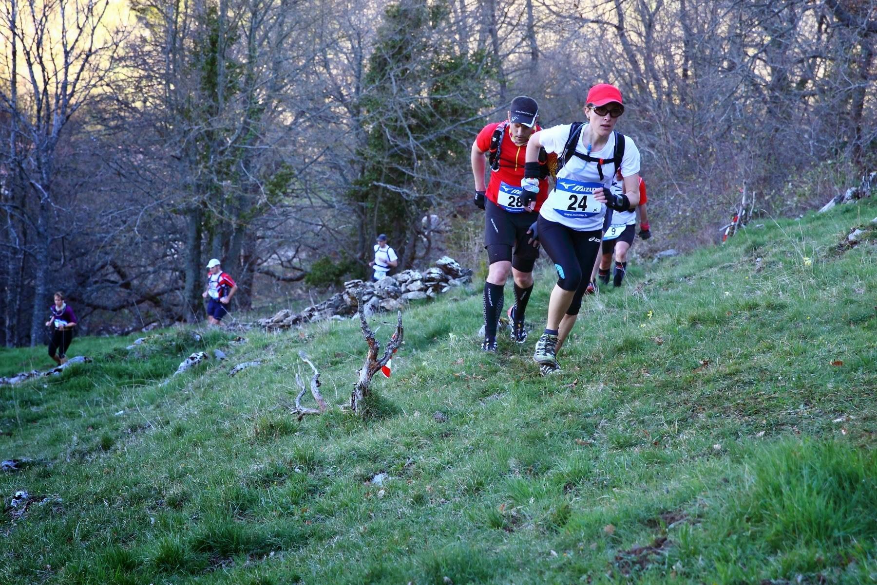 Trail Quillan 2014 - Passage Coudons