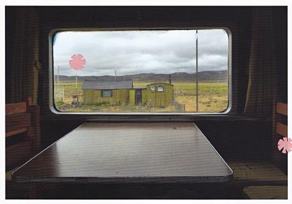 """Theo Noll ( ... """"Zum Glück kann man das Virus nicht sehen""""; schöne Grüße aus Patagonien)"""
