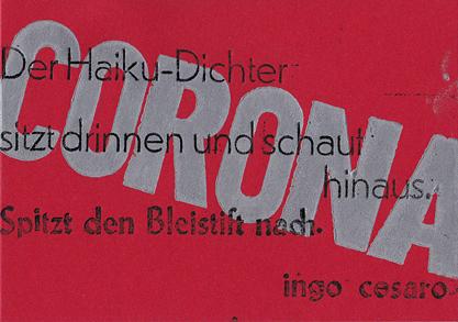 Ingo Cesaro, Kronach (Haiku 4/4)