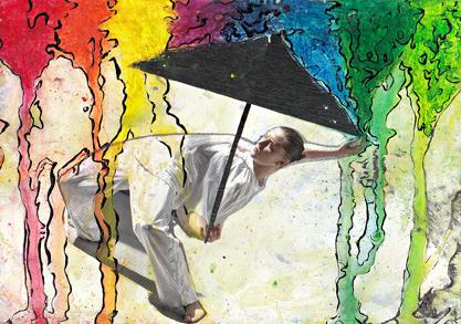 Dörte Kaußmann (...Regenbogen... )