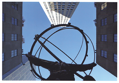 Theo Noll (am Rockefeller Center)