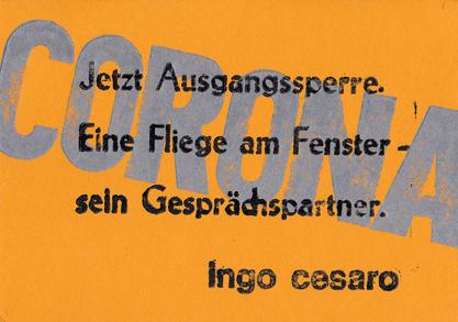 Ingo Cesaro (Haiku 1/4)
