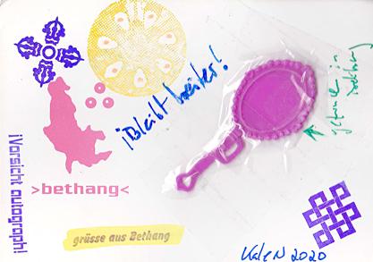Karsten Neumann, Bethang (Bleibt heiter! Grüße aus Bethang)