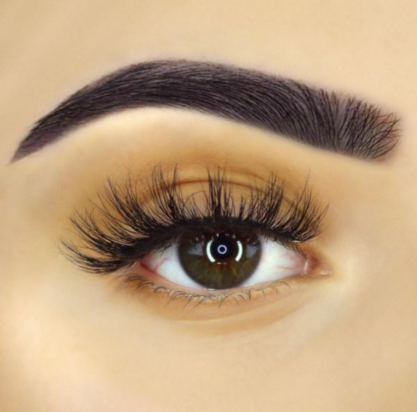 "Naked Mink Lashes ""Lou"""