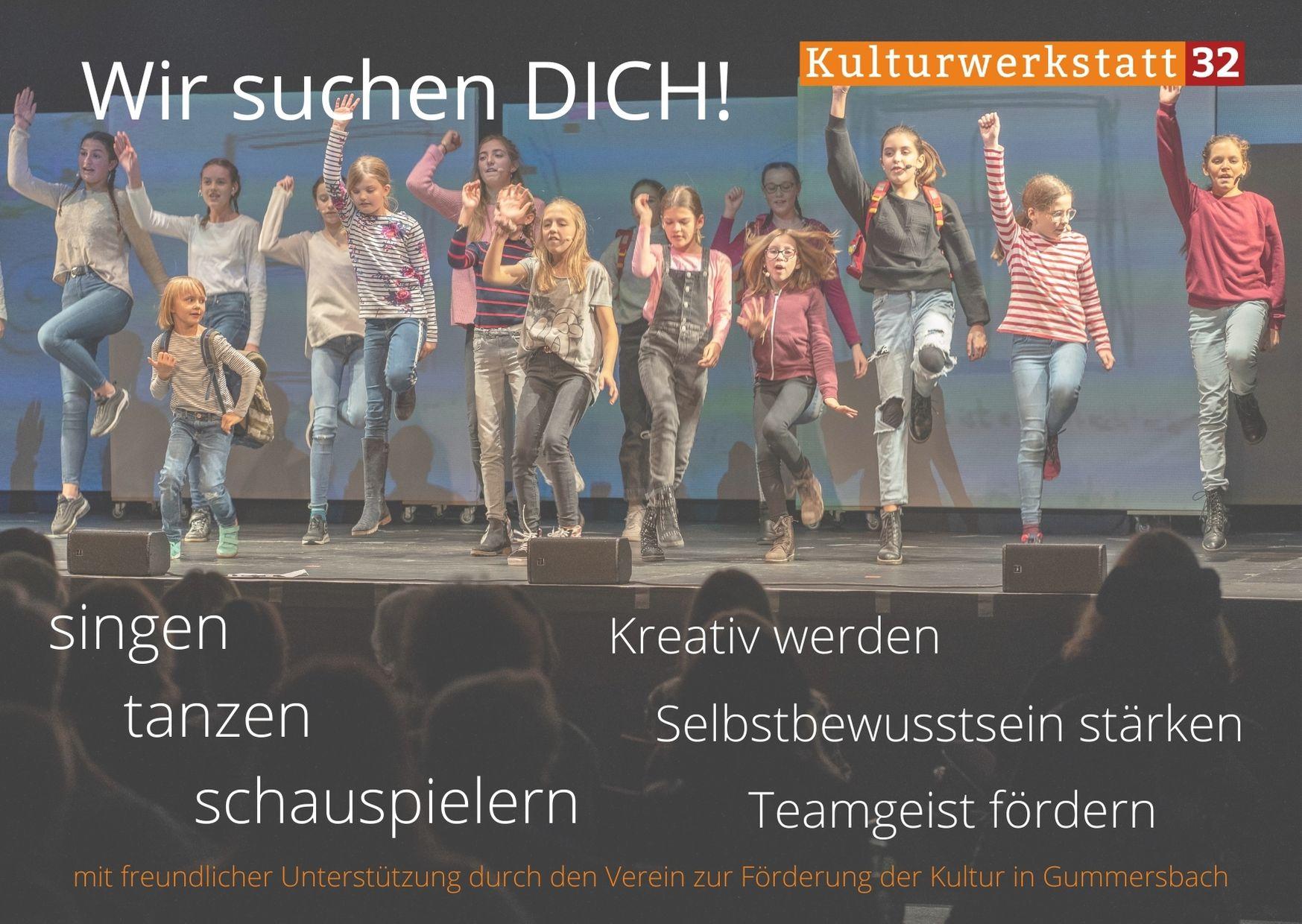 Musicalschule: Wir suchen dich!