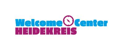 Logo: Welcome Center Heidekreis