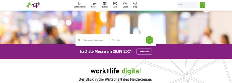 work+life digital geht online!