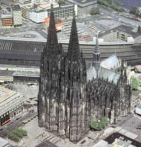 德国教堂不收费