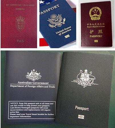 欧亚商旅 护照排名 旅行指南