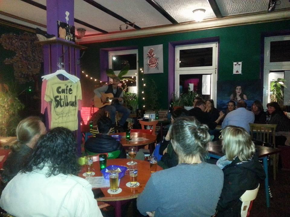 Café Stil Bruch, Wuppertal - 16.10.2015