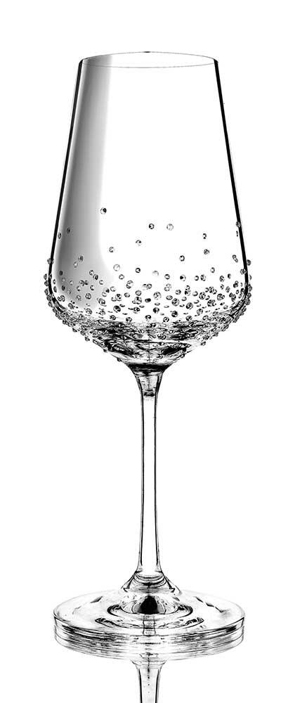 Weinglas Amon
