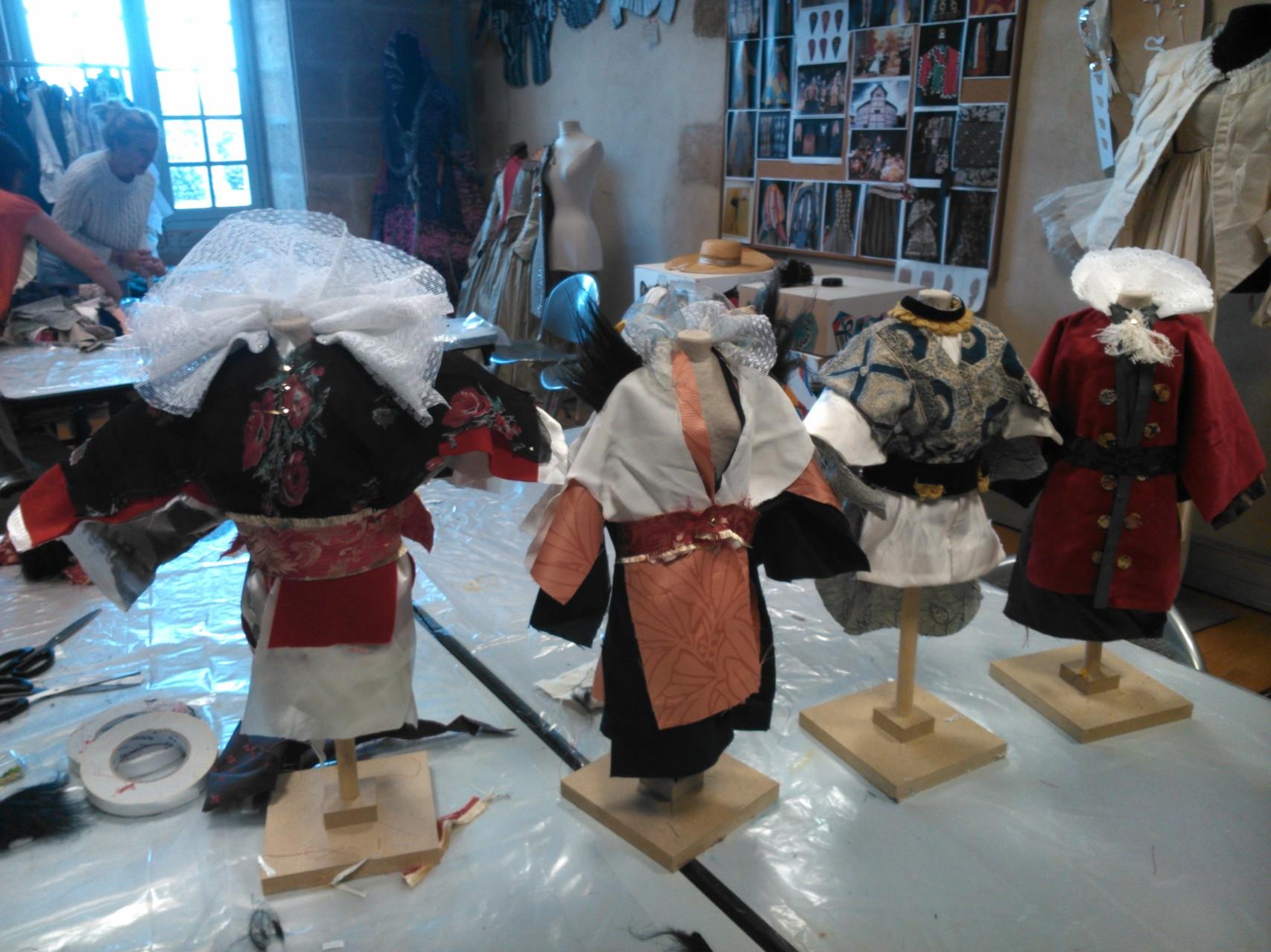 Atelier kimono