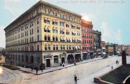 Washington Trust Building