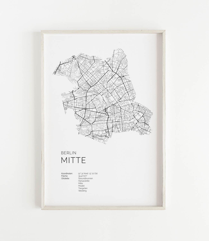 Berlin Mitte Karte.Karte Berlin Mitte