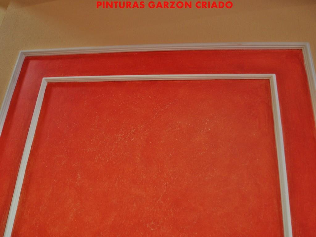 Colocacion de molduras y pinturas decorativas