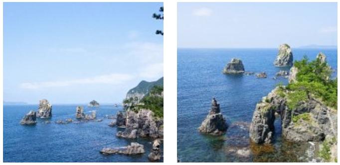 山口県photo素材(青海島)