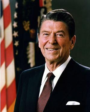アメリカ合衆国第40代大統領:Ronald.Reagan