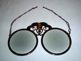 17世紀の眼鏡