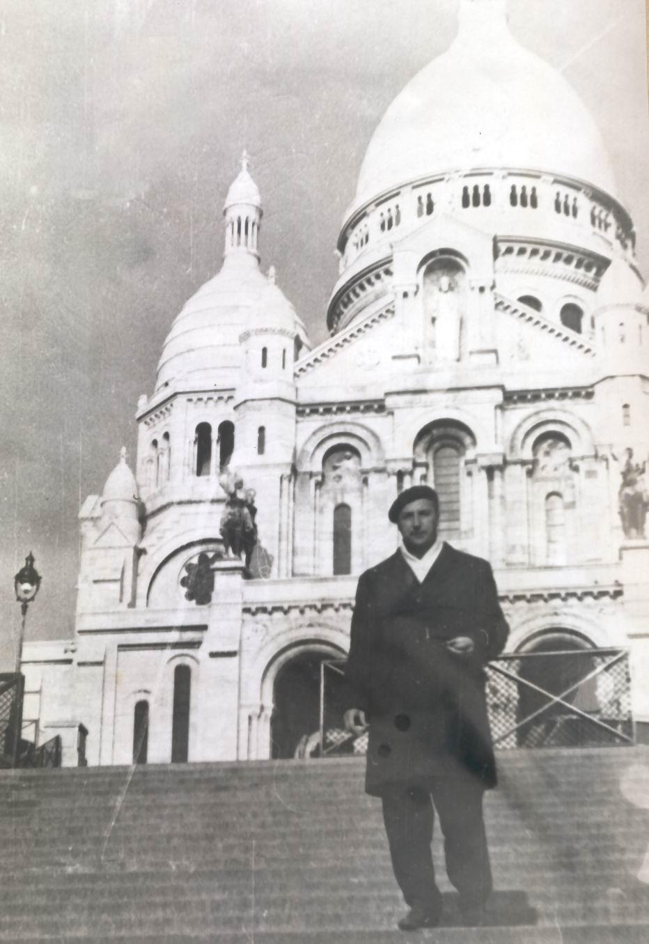 Париж 1967 г.