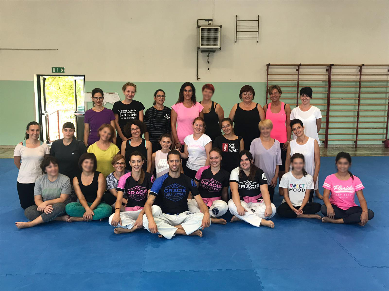 Difesa personale femminile Cesena, seminario women empowered 09/18