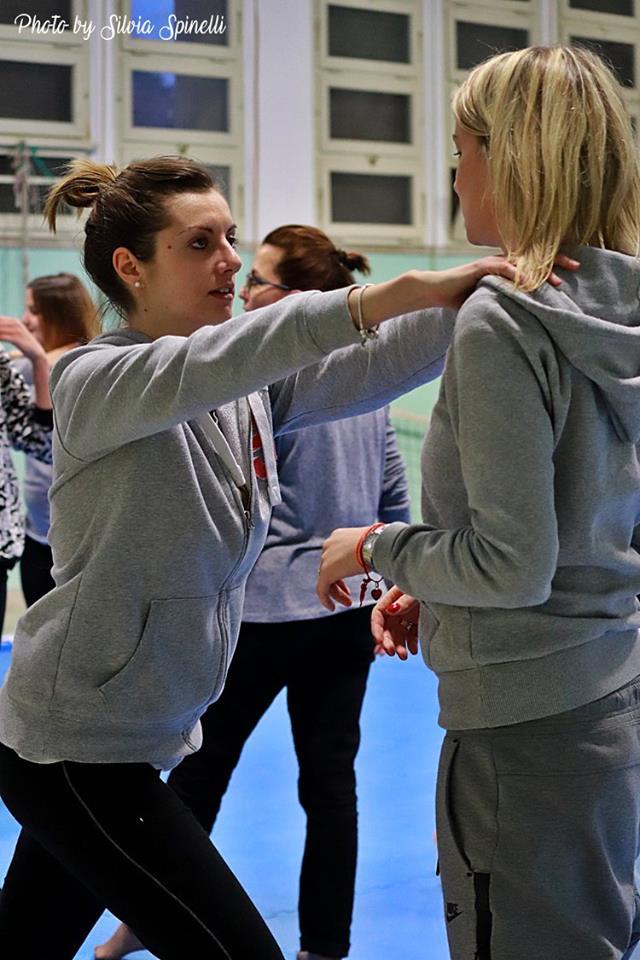 Secondo seminario italiano di Women Empowered a Cesena - difesa personale femminile